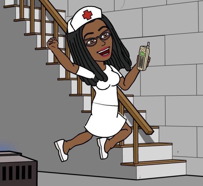 L'infirmière que je suis…